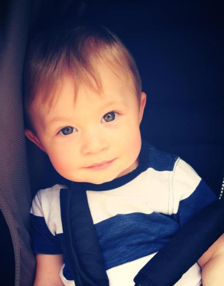 Logan, 11.5 months