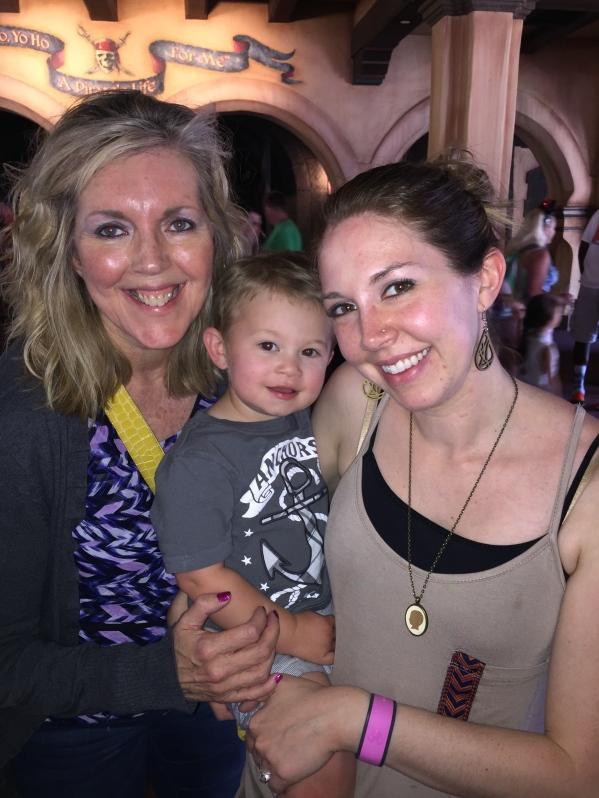 We loved having Gigi with us!